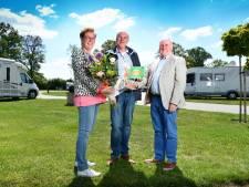 Overdinkelse Camperplaats verkozen tot beste van Nederland