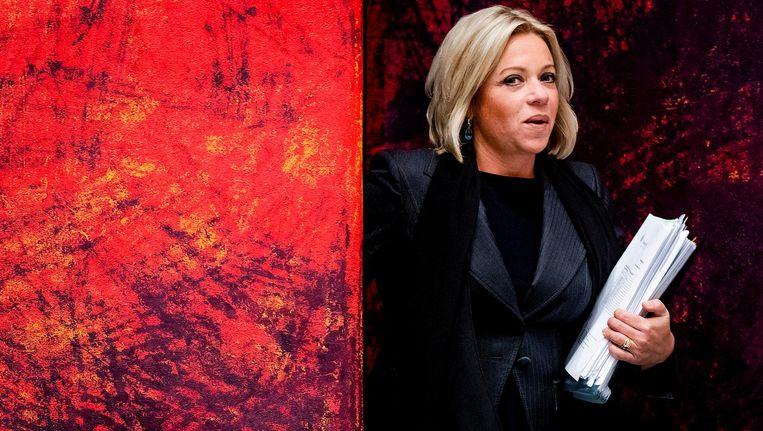 Keert Jeanine Hennis nu al terug als minister? Beeld ANP