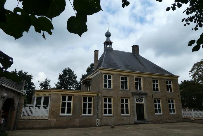 Het landhuis bij Haanwijk is bijna klaar. Brabants Landschap kaan aan invulling gaan denken met onder meer  horeca.