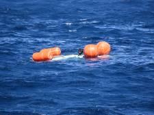 Legerhelikopter die bij Aruba in zee stortte, is gezonken