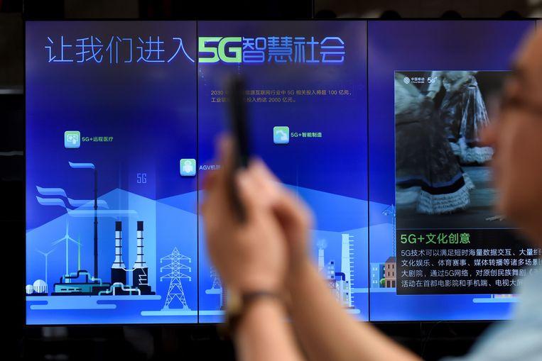 5G en China, een gevaarlijke combinatie volgens Robert Strayer.