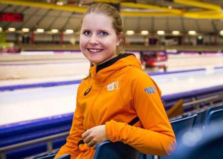 Sanne van Kerkhof.
