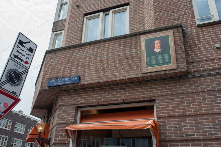 De Witte de Withstraat in Amsterdam.  Beeld Sabine van Wechem