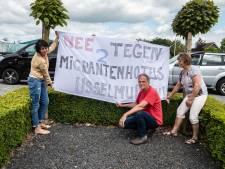 Opnieuw gesprek met omwonenden over 'migrantenhotel' in De Koekoek