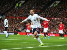 Liverpool ondanks eerste puntenverlies morele winnaar in Manchester