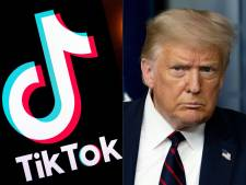 TikTok vecht verbod door Trump aan bij de rechter