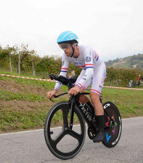Britse renner Dowsett gaat werelduurrecord van Campenaerts aanvallen