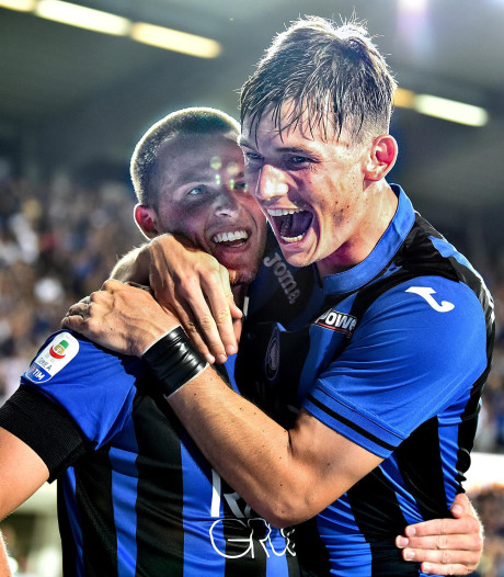 Atalanta speelt historisch thuisduel in stadion tegenstander