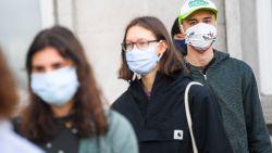 België wil strategische stock van mondmaskers voor de héle EU beheren