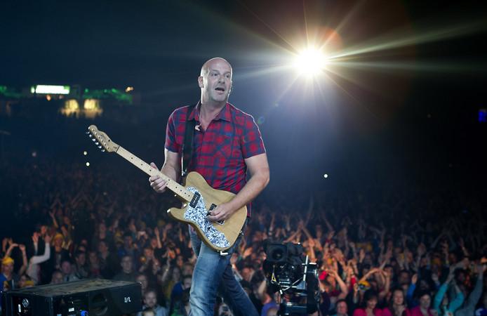 Bløf geeft op 14 december een extra show in het Rotterdamse sportpaleis.