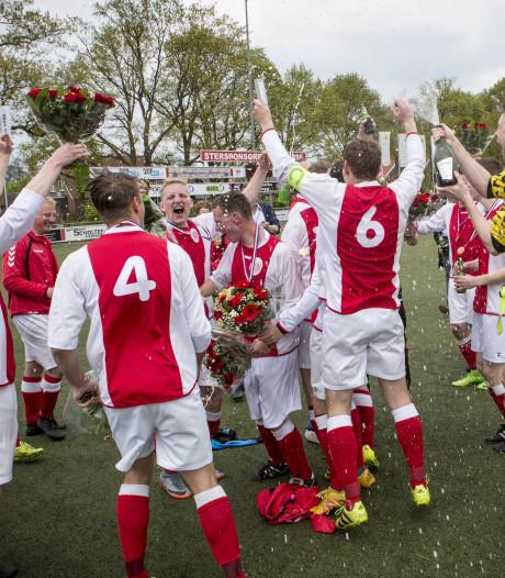 Buurse lonkt naar HSC'21: jeugd samen in een team