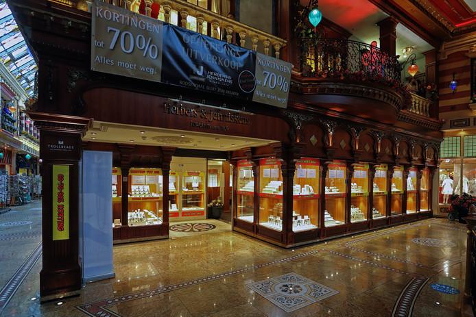 Herbers in Roosendaal is 18 februari voor het laatst open.