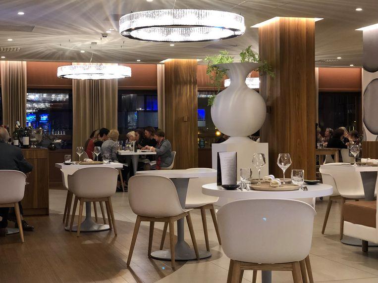 Restaurant vingt-et-un in Oostende