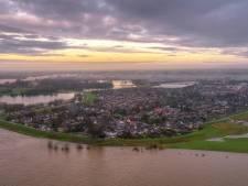 Aan het aanzien van de 'Kaap' van Haaften' wordt niet getornd: dijkversterking begint in 2021