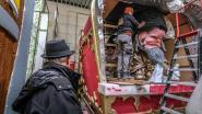 """Omstreden """"Jodenkoppen"""" zullen ook morgen op wagen uitrijden op Aalst Carnaval"""