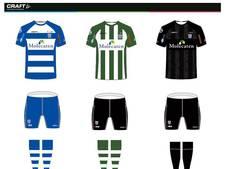 Nieuw tenue PEC Zwolle voor seizoen 2017/2018
