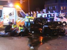 Twee gewonden bij ongeluk op Laan van Wateringse Veld