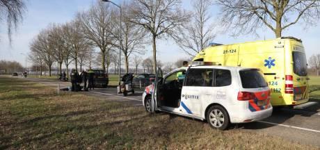 Motorrijder gewond na botsing op auto in Volkel