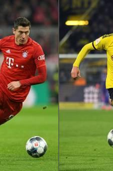 "Le ""Klassiker"" Dortmund-Bayern: enfin un choc"
