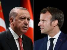 Spanning tussen Frankrijk en Turkije loopt op na uitspraken Erdogan over Macron
