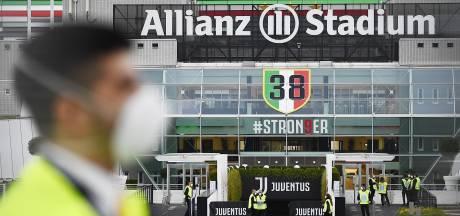 La Juventus à nouveau placée en isolement