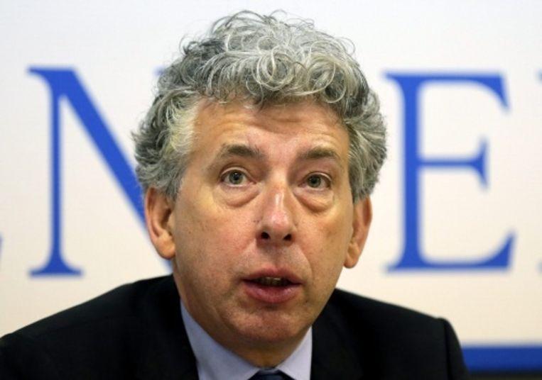 Eduard Nazarski. Beeld EPA