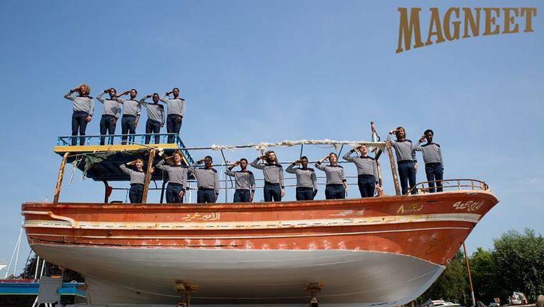 Kom met de boot naar Magneet Beeld Faceboook