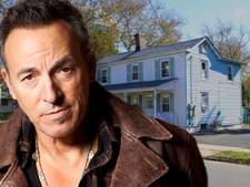 Ouderlijk huis Bruce Springsteen staat te koop