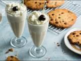 Wat Eten We Vandaag: Milkshake & chocolate chip cookies