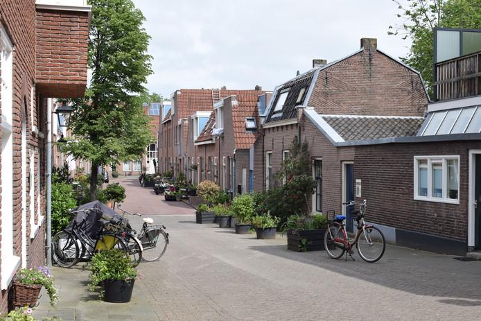 Wijk C in Utrecht