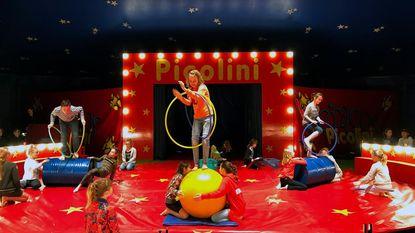 Leerlingen mogen optreden in Circus Picolini