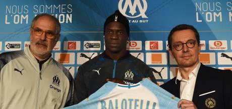 Balotelli tekent bij Marseille, Piatek als vervanger van Higuaín bij AC Milan
