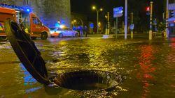 Breuk in waterleiding aan Brusselpoort in Mechelen zorgt voor heel wat ellende