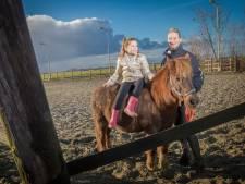 'Hele jaar door paardrijden, geweldig'