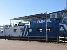 Fle-gel tussen Zeewolde en Horst vaart niet door vernielingen