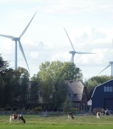 Dertig jaar lang 30.000 euro voor de leefbaarheid in Maasdriel uit opbrengst windmolens