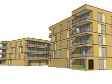 'Strakke, warme appartementen' op plek van gesloopte school in Spijkenisse
