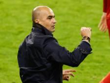 """Roberto Martinez: """"Saelemaekers a été impressionnant"""""""