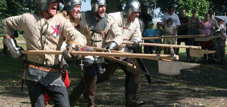 Eerste editie Middeleeuws Festival in Goes