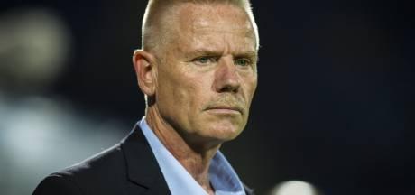 'Woeste fans slaan MVV-trainer Ruys, steward bewusteloos'