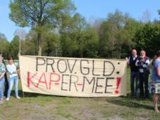 Kap 343 bomen is zaak van gemeente Berkelland
