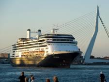 Memorabele Holland America Line krijgt weer een cruiseschip 'Rotterdam' in de vloot