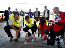 Rolstoelgebruiker: 'Cadeau dat het station wordt aangepast'