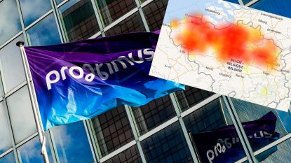 Problemen met vaste netwerk Proximus opgelost, bedrijf biedt excuses aan