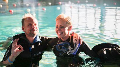 """Raf en Rani over hun radio-uitzending onder water: """"Wat een avontuur"""""""