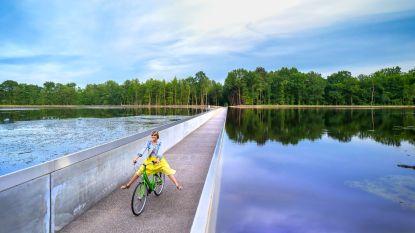 'Fietsen door het Water' in Bokrijk in top 100 'World Greatest Places'