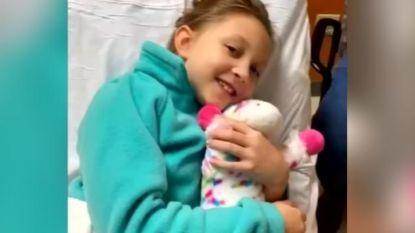 """Paisley (7) sterft tijdens operatie om amandelen te verwijderen: """"Na een minuut was ze dood"""""""