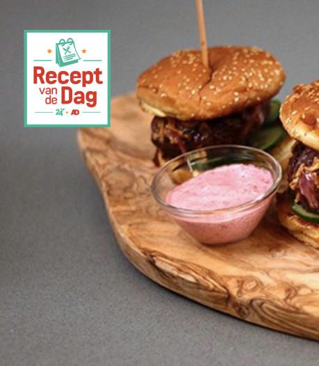Recept van de dag: Tilburgers met roze juincompote