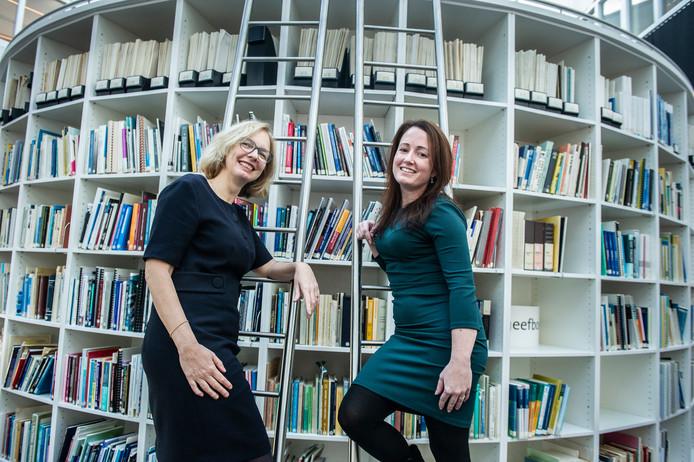 Onder anderen Anneke Blok (links) en Marie-Anne Keizer zijn de gezichten van het Cito anno 2018. Een moderne organisatie die overigens heel wat meer doet dan een eindtoets voor het basisonderwijs in elkaar zetten (cito.nl).