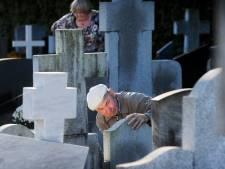 """Geen gezegende graven op Allerzielen: """"Het is een moeilijke tijd"""""""